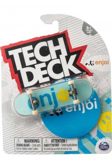 Enjoi - Frowny Face No Brainer Mint Tech Deck