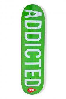 "Addicted Collabo - Team Green 8.25"""