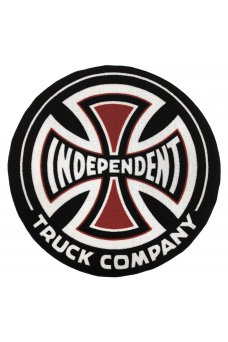 Independent - Independent - Truck Co. Rug Black/White/Red