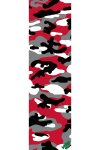 Mob - Camo Red GripTape 9in x 33in Graphic Mob