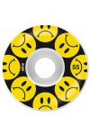 Enjoi - Frowny Black Yellow 55mm