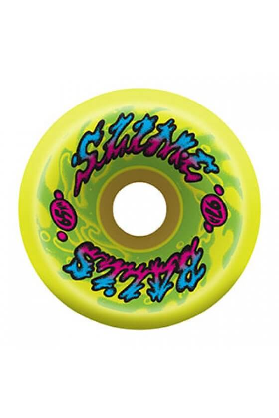 Santa Cruz - 65mm Gooodberz Big Balls Yellow 97A