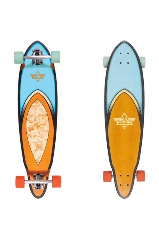 """Dusters - Fin Rose 35"""""""