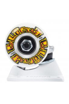Blind - Combo Blind OG Stretch Truck & Wheel Combo Raw White 5.25