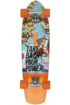 "Dusters - Indie 184 Orangei 31"" x 8.25"" - Wheel Base 16.5"" - Tensor 5.0"" - 62x51mm 83A"
