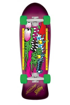 Santa Cruz - Slasher 10.1in x 31.13in Cruzer 80s Cruzer