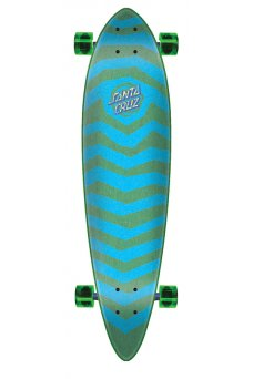 Santa Cruz - Illusion Dot 9.58in x 39.0in Cruzer Pintail