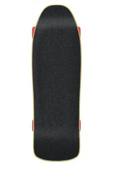 Santa Cruz - Flame Hand Mini 8.39in x 26.09in Cruzer 80s Cruzer