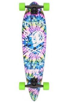 """Dusters - Moto Neon Tie Dye 34"""""""
