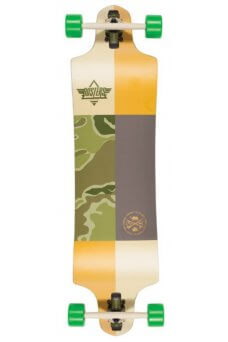 Dusters - Scout Kryptonics Green 38""