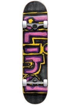 "Blind - Chalk Fp Yellow Purple Pink 8.0"""
