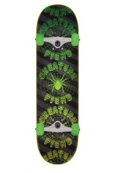 Creature - Fiend Web Sk8 Completes 7.75in x 31.4in