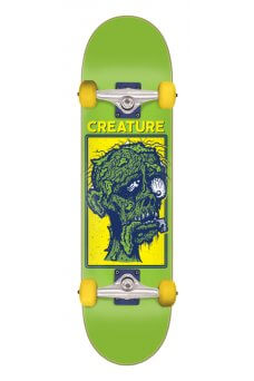 Creature - Return of the Fiend Mid Sk8 Completes 7.80in x 31.00in Creature