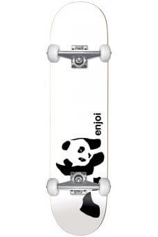 """Enjoi - Whitey Panda Complete FP White 8.25"""""""