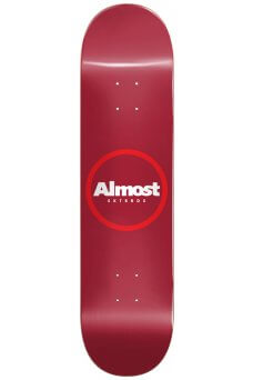 """Almost - Team Red Ring Red 8.25"""""""