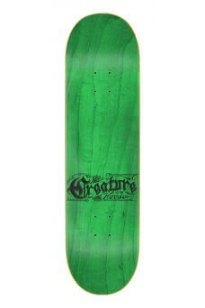 Creature - Team Horde Script Hard Rock Maple 8.25in x 32.04in