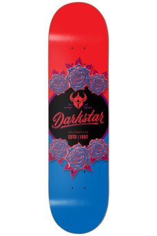 Darkstar - Team In Bloom Youth Red 7.25""