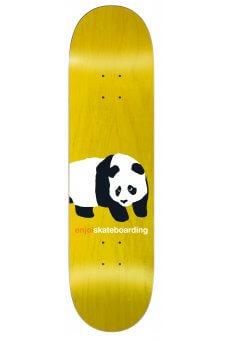 "Enjoi - Team Peekaboo Panda R7 Yellow 8.0"""