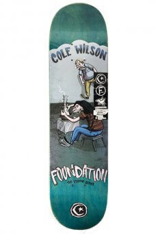 Foundation - Pro Wilson Student Green 8.0""