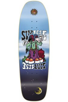 New Deal - Team ND Siamese Slick Multi 9.375""