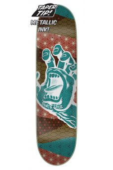 Santa Cruz - Team Monyo Hand Taper Tip 8.25in x 32.0in Santa Cruz