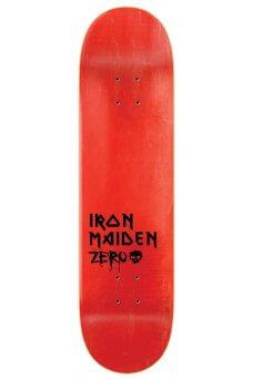 Zero - Iron Maiden Piece Of Mind 8.125