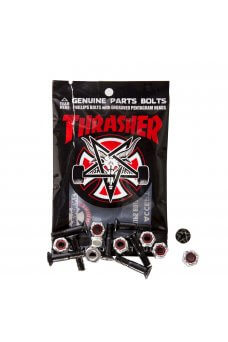 Independent - Genuine Parts Thrasher Bolts Phillips Hardware 7/8 in Black/Silver