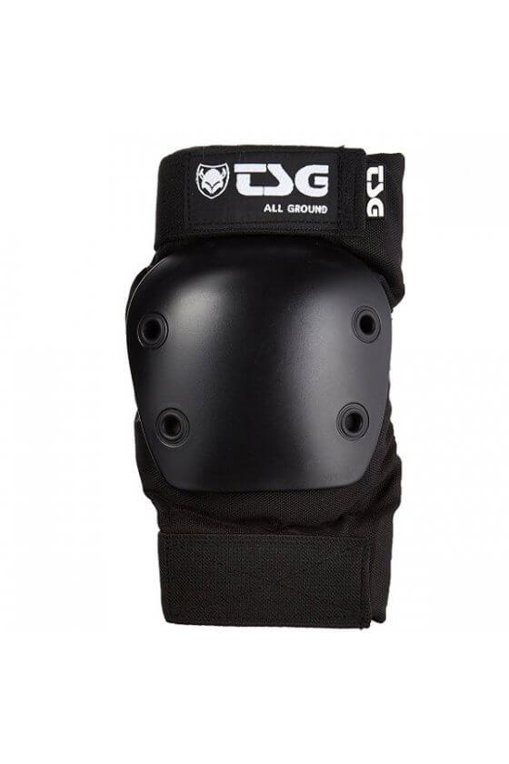 TSG - Elbowpad All Ground Black