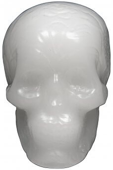 Andale - Skull Wax White
