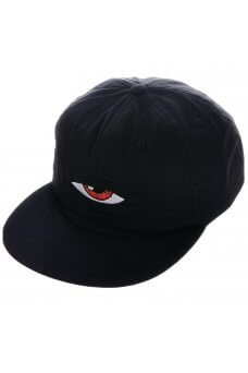 Toy M. - Tm Bloodshot Cap Black