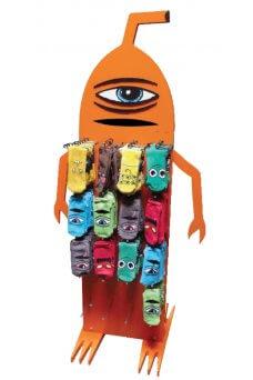 Toy M. - Tm Sock Display 100 Paia