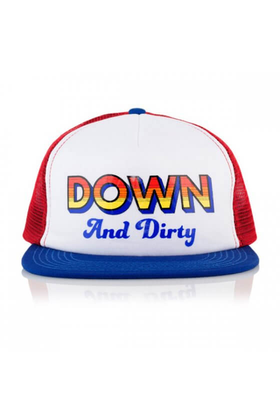 Official - California Dreamin Down Dirty