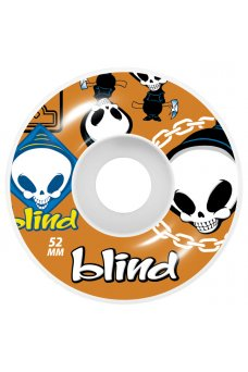 Blind - Random Orange 52mm
