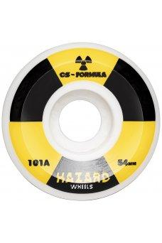 Madness - City Street Formula Radio Active CS -Conical White 54mm