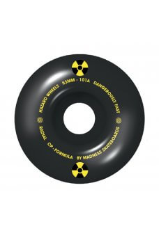 Madness - Concrete Park Formula Swirl CP - Radial Black 53mm