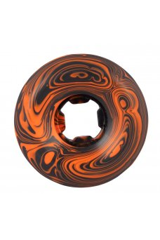 OJ - 54mm Bloodsuckers Orange Black Swirl 97A
