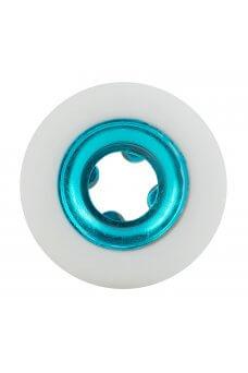 Ricta - 53mm Nyjah Huston Chrome Core White Teal Slim 99a
