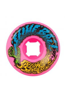 Santa Cruz - 56mm Slime Balls Vomit Mini Neon Pink 97a