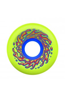 Santa Cruz - 60mm OG Slime Neon Yellow 78a