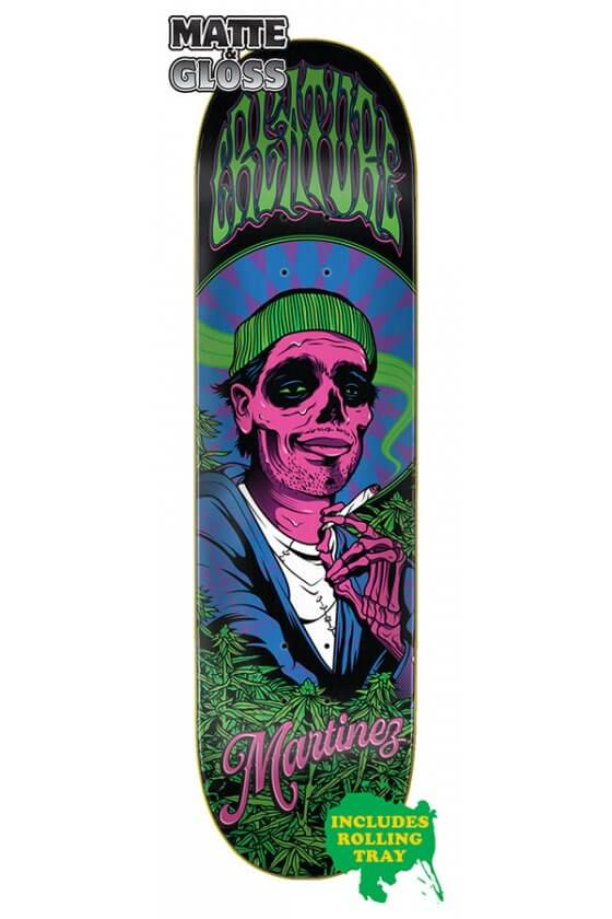 Creature - Pro Smokers Club Martinez 8.6in x 32.11in