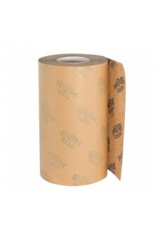 """Mob - Rotolo 10"""" -Mob Clear Grip Tape 10in x 60ft Roll Clear Mob"""