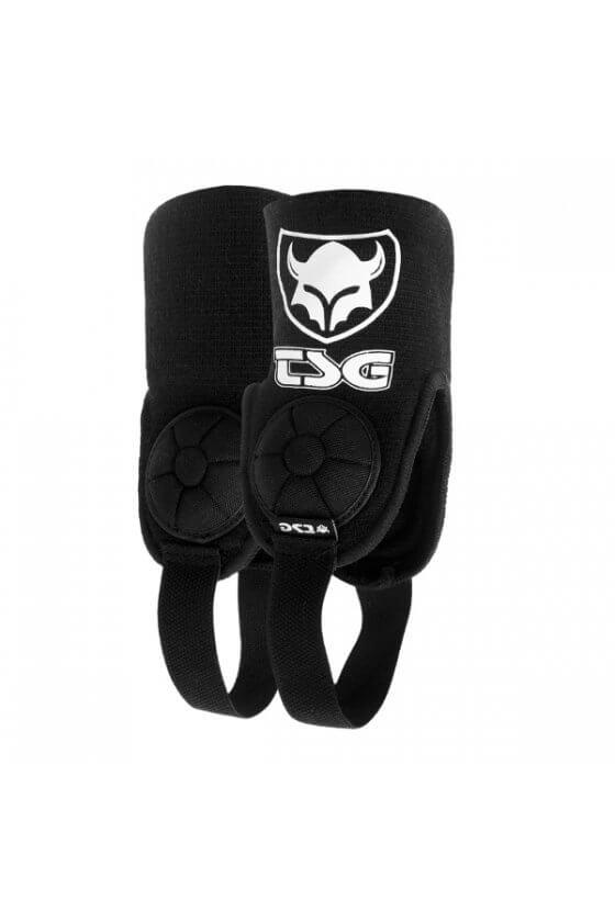 TSG - Single Ankle Guard Cam Black