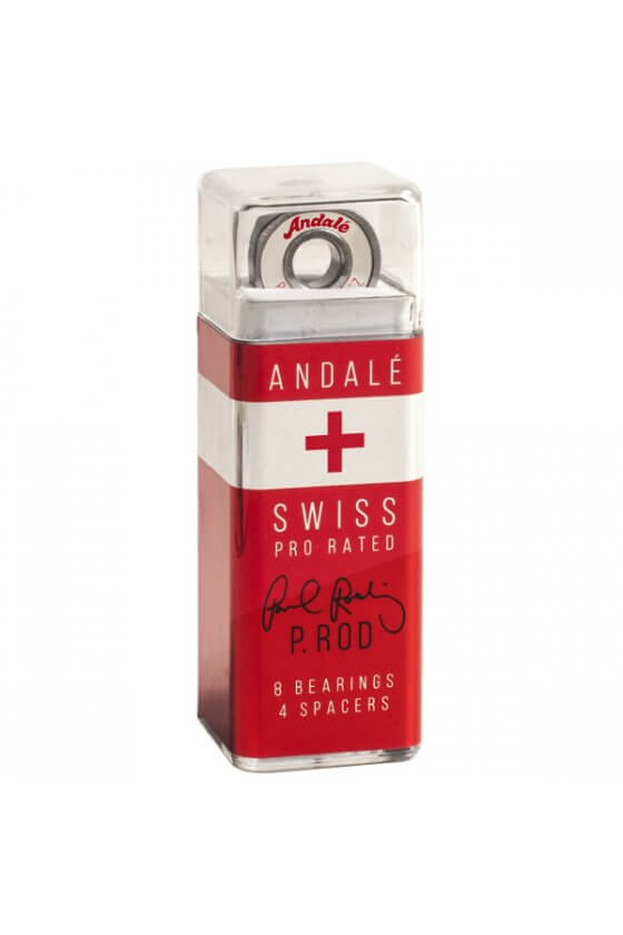 Andale - Paul Rodriguez Swiss