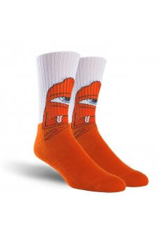 Toy M. - Tm Bored Sect Crew Sock White