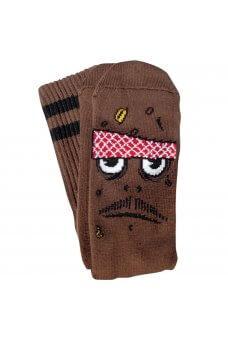 Toy M. - Calze Poo Poo Head Brown