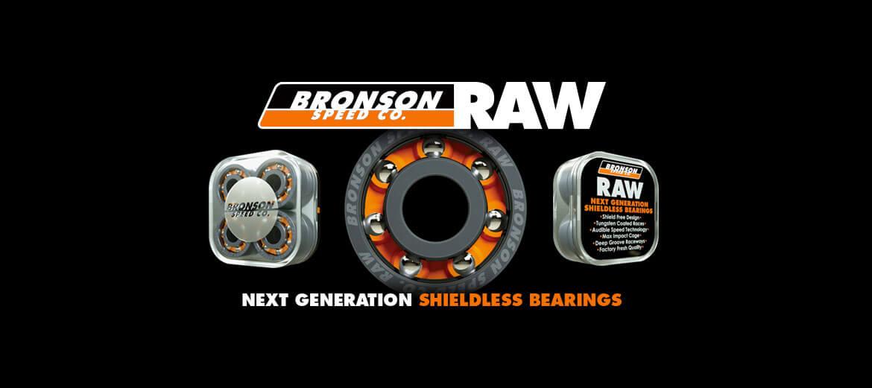 Bronson Speed Raw: Semplicemente i migliori!
